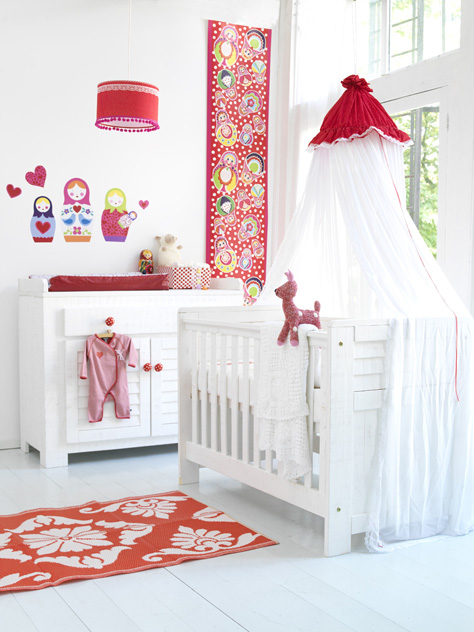 babykamer accessoires rood ~ lactate for ., Deco ideeën