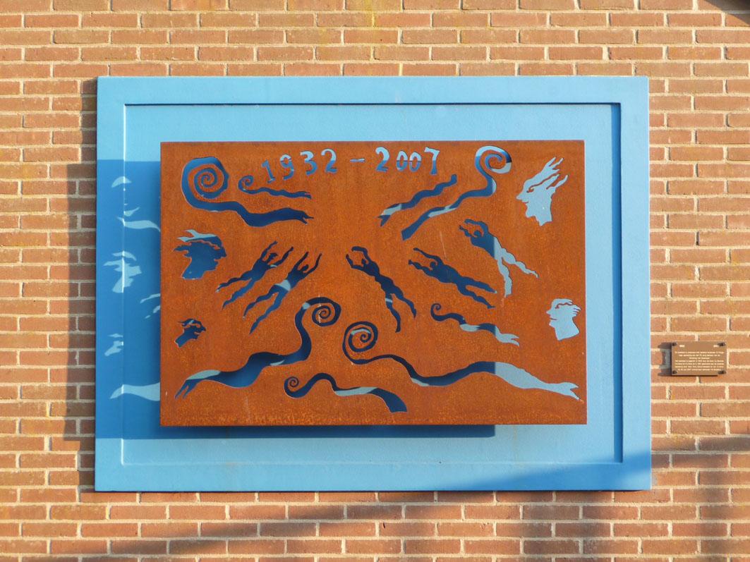 Kunstwerk Loenen